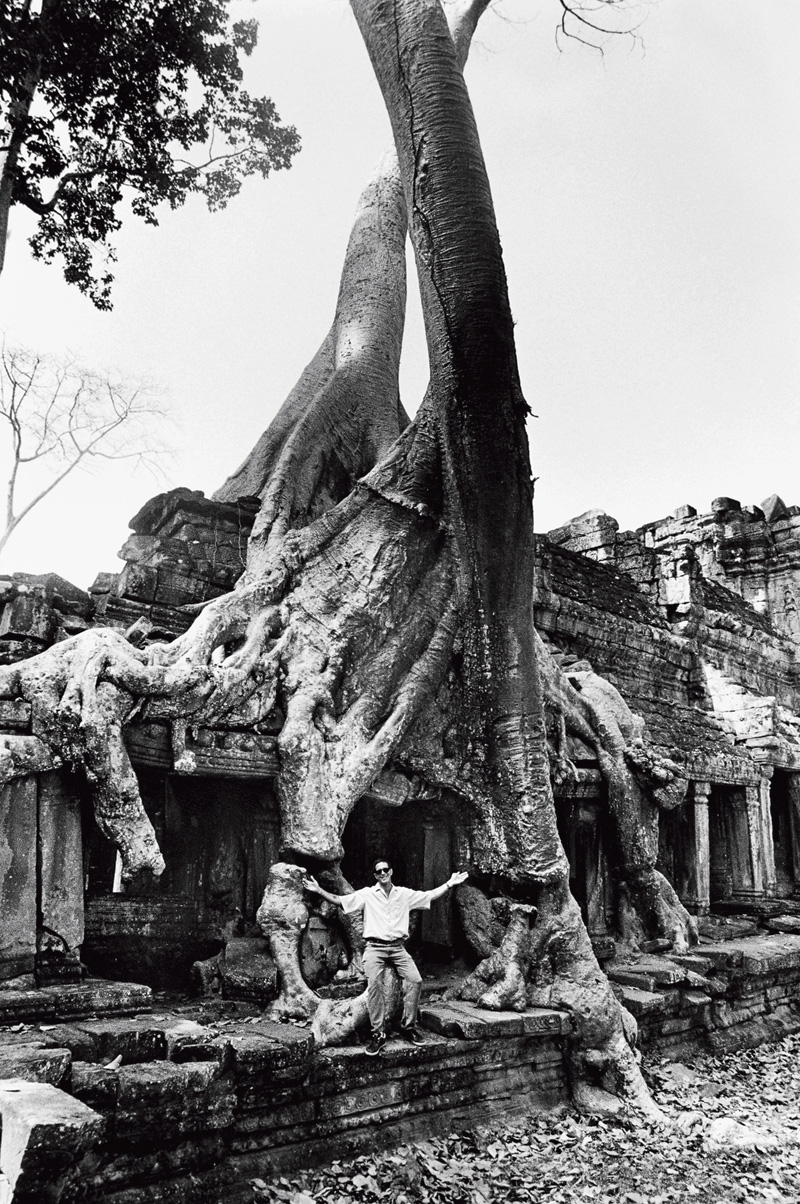 Angkor, Camboja, 1999