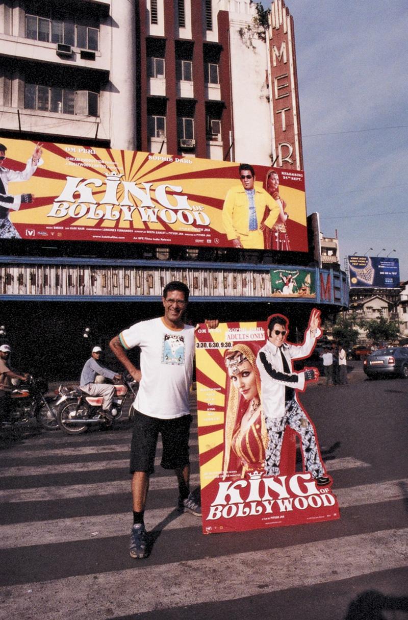 Bombaim, Índia, 2004