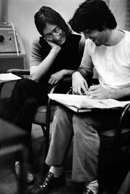 John Lennon e Paul