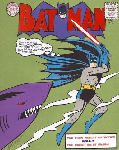 John Rozum - Batman