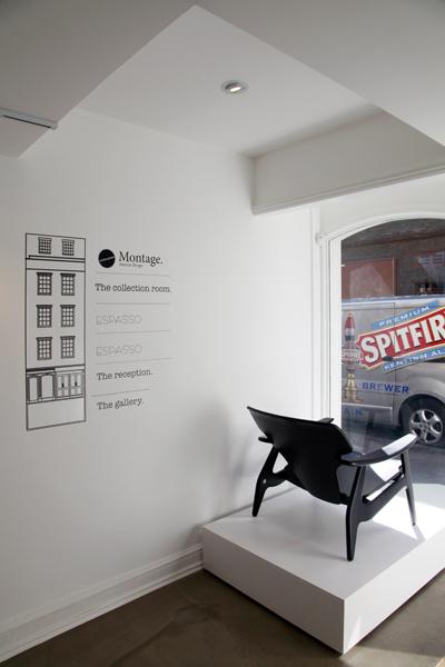Inauguração da Galeria Espasso de Londres