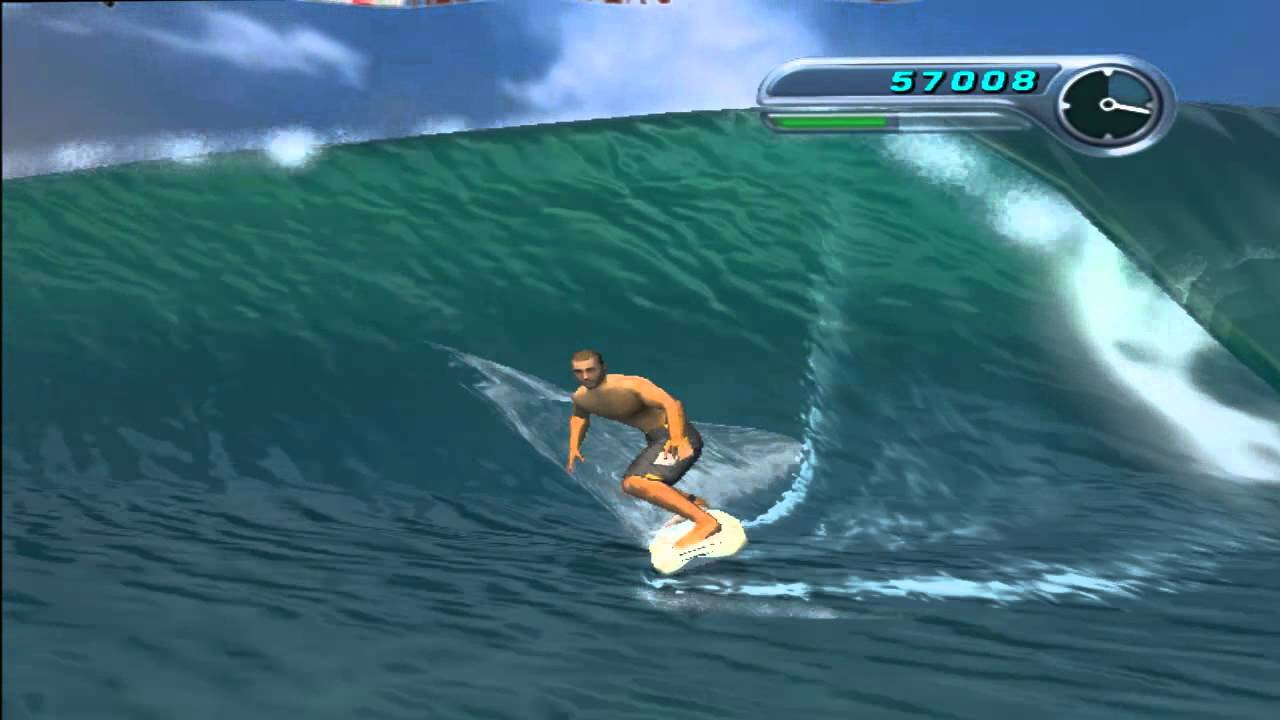 Kelly Slater's Pro Surfer - Provavelmente o primeiro game que levou o surfe a sério, o título embarcou na onda da Activision de juntar esportes de ação a grandes nomes da modalidade - caso de Tony Hawk, na franquia de skate, ou Mat Hoffman, na franquia de BMX. Entre os personagens, aliás, o próprio Hawk podia cair no mar. Apesar das boas avaliações da crítica especializada, da excelente trilha sonora e da jogabilidade simples, o casamento entre Slater e consoles não passou de uma edição.