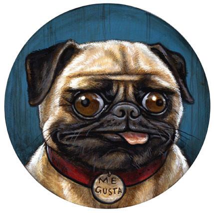 Kelly Vivanco - Pug Me Gusta
