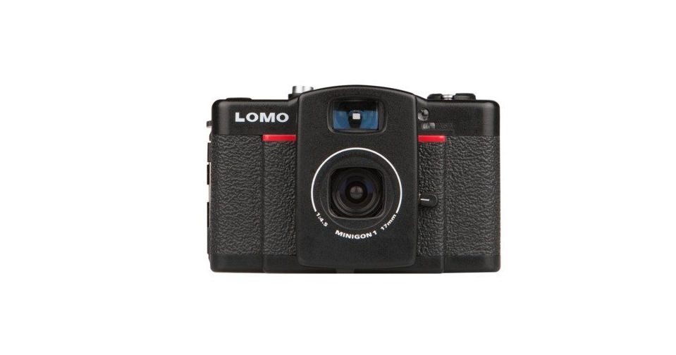 LC Wide na Lomography