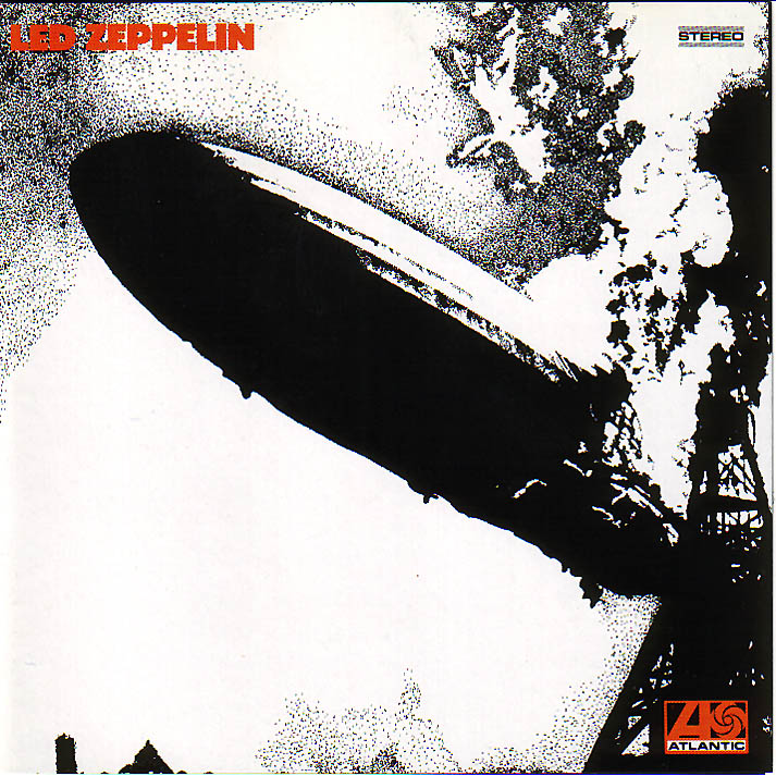 Led Zeppelin - Led Zeppelin: Em 1969, tudo era motivo para deixar os conservadores ingleses de cabelo em pé. Inclusive a capa do disco de estreia do Zeppelin, considerado na época um símbolo fálico que horrorizou os críticos na virada da década