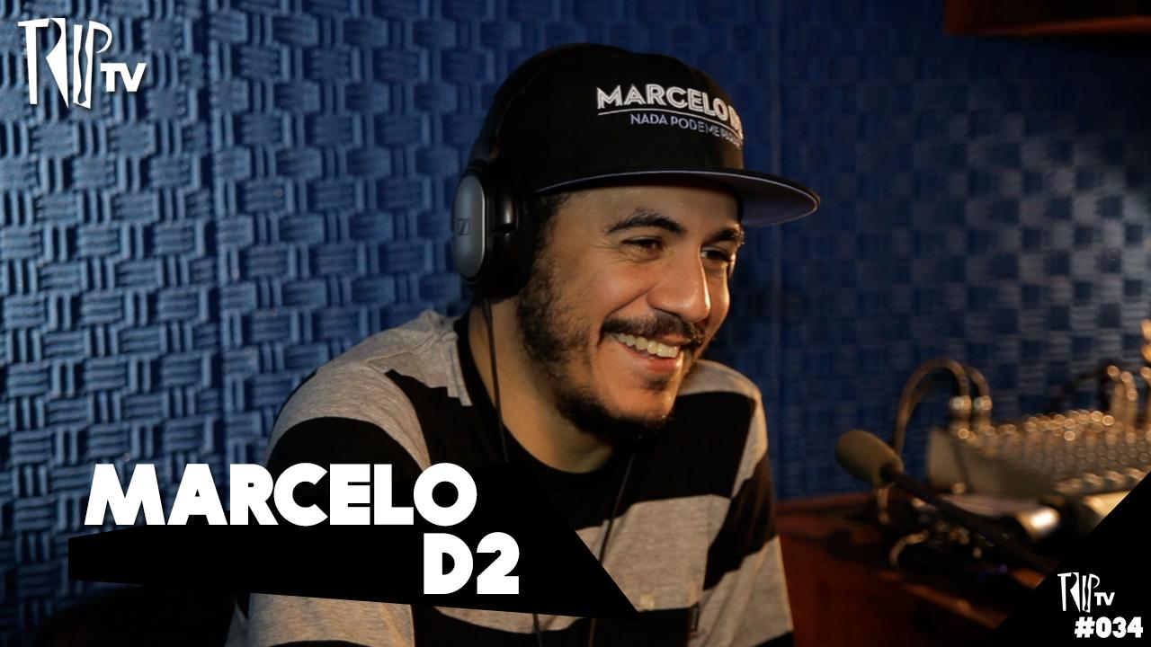 TripTV #34: Marcelo D2