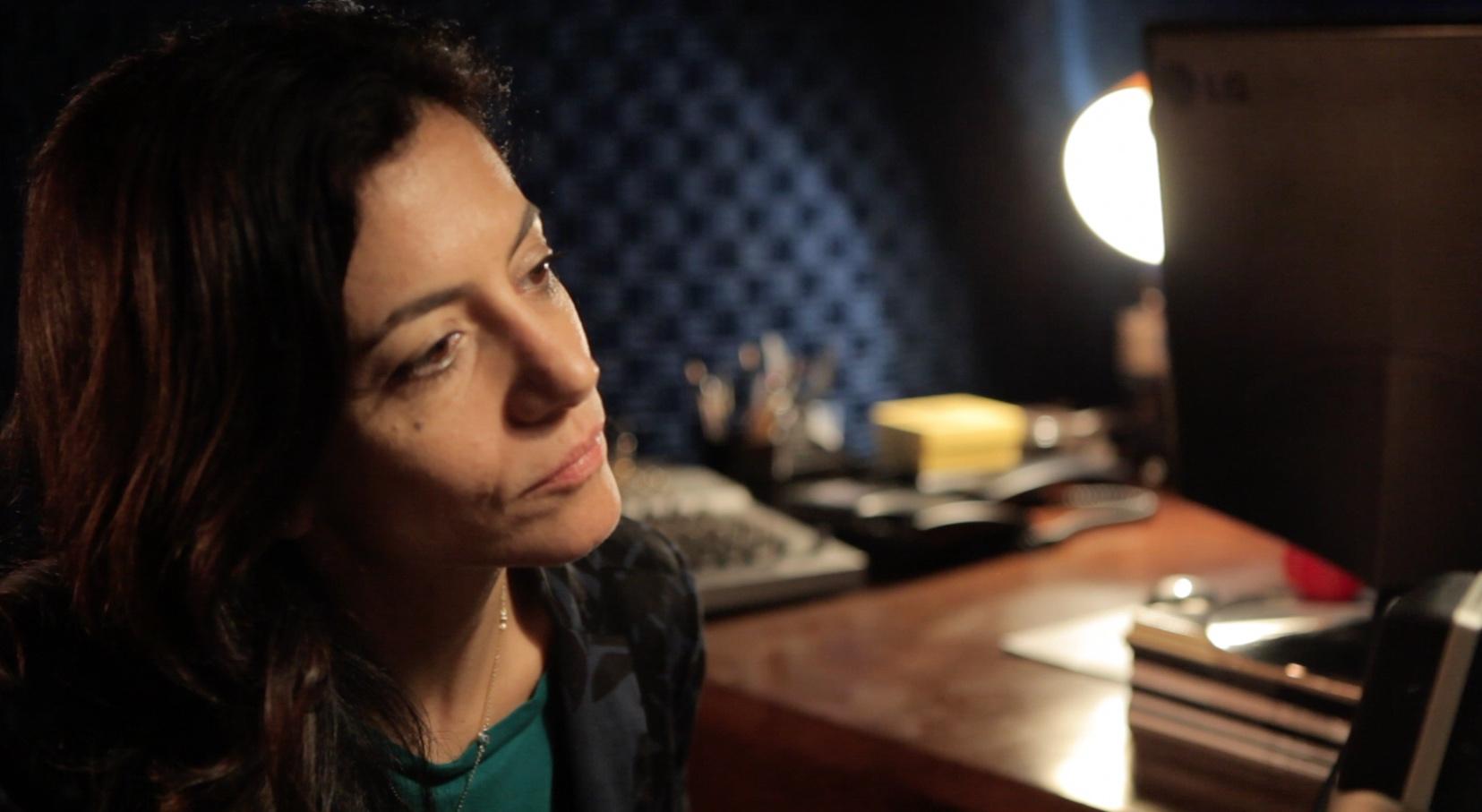 Marina Person e seu filme Califórnia