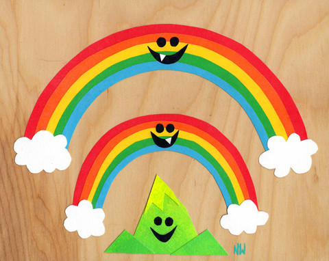 Nathan Wragg - Double Rainbow