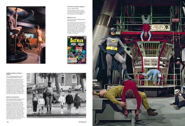 Páginas do 75 Years of DC Comics: The Art of Modern Mythmaking