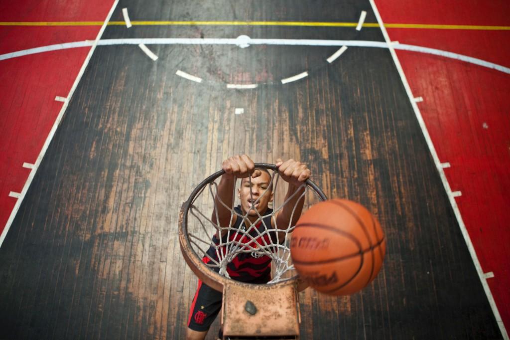 Paulão, do basquete