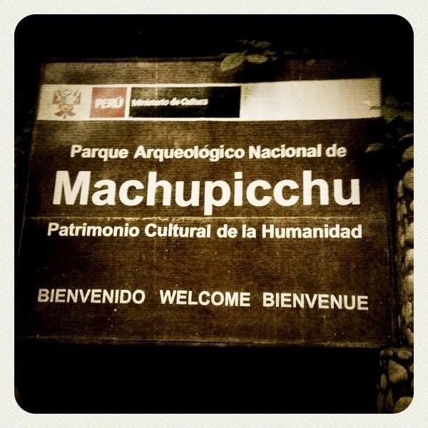 Parque Arqueológico Nacional de Machupicchu, em Cusco, no Peru