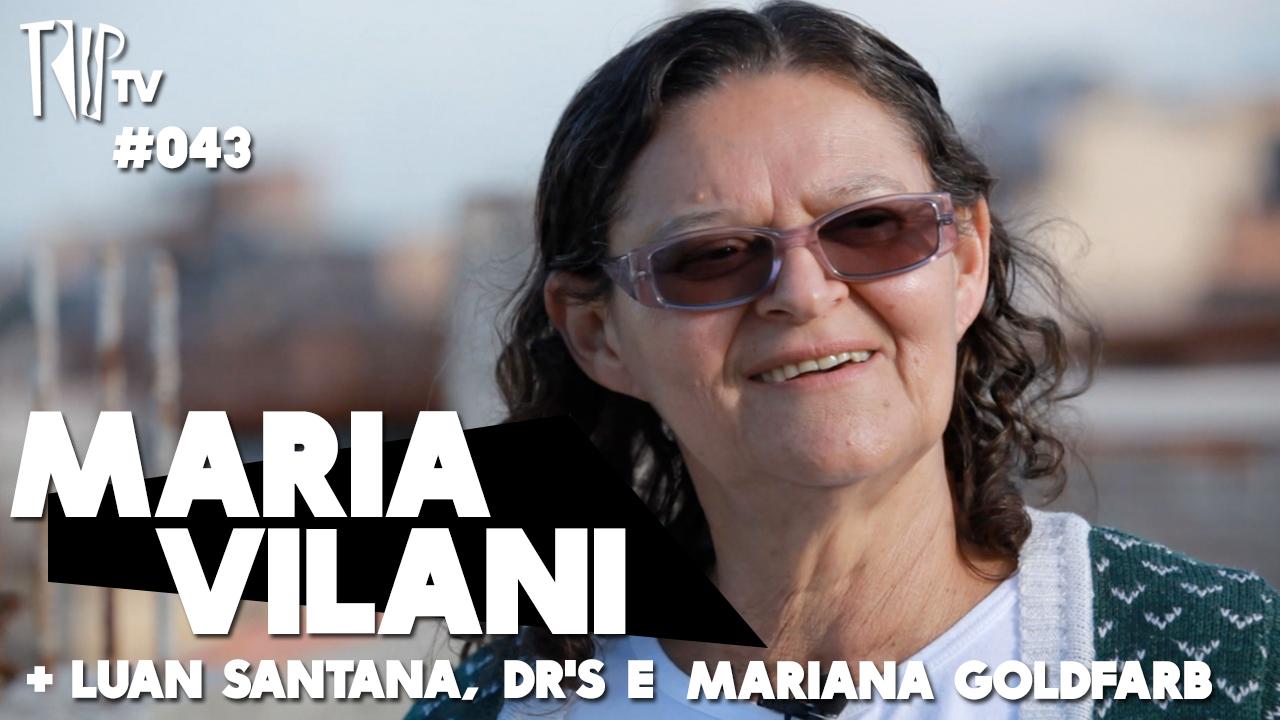 TripTV #43: Maria Vilani, mãe de Criolo