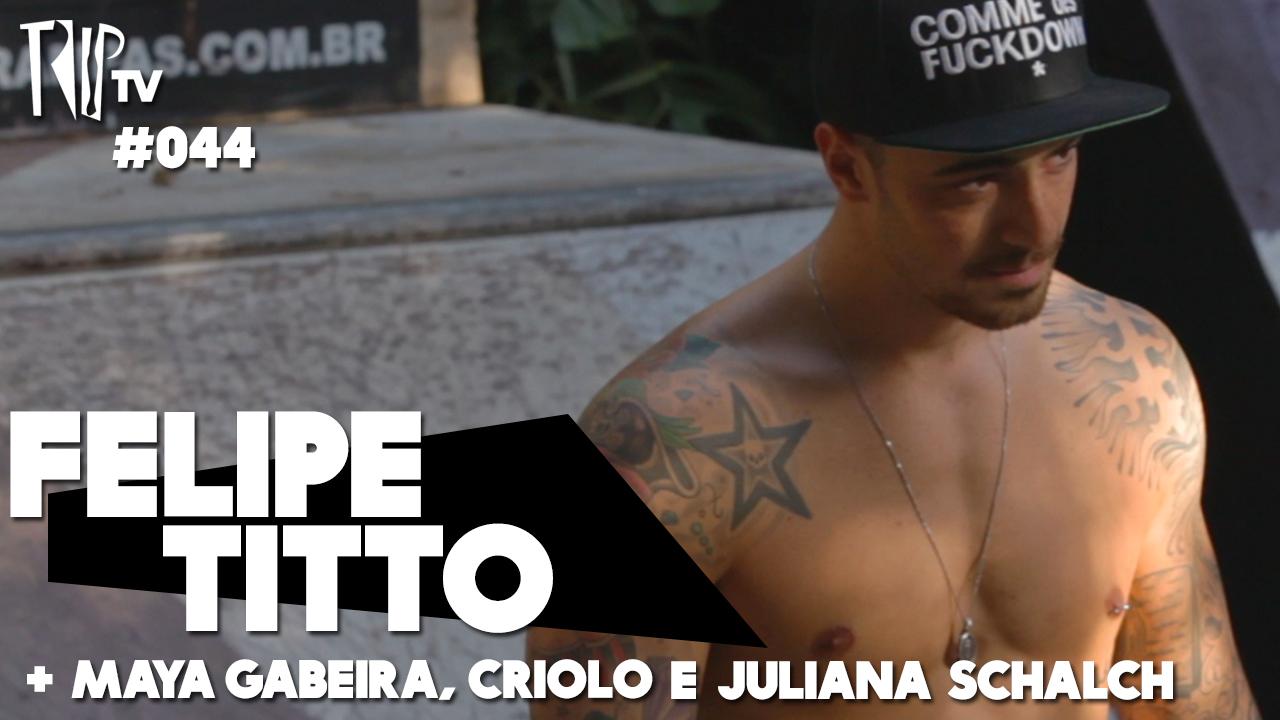 TripTV #44: Maya Gabeira e Felipe Titto