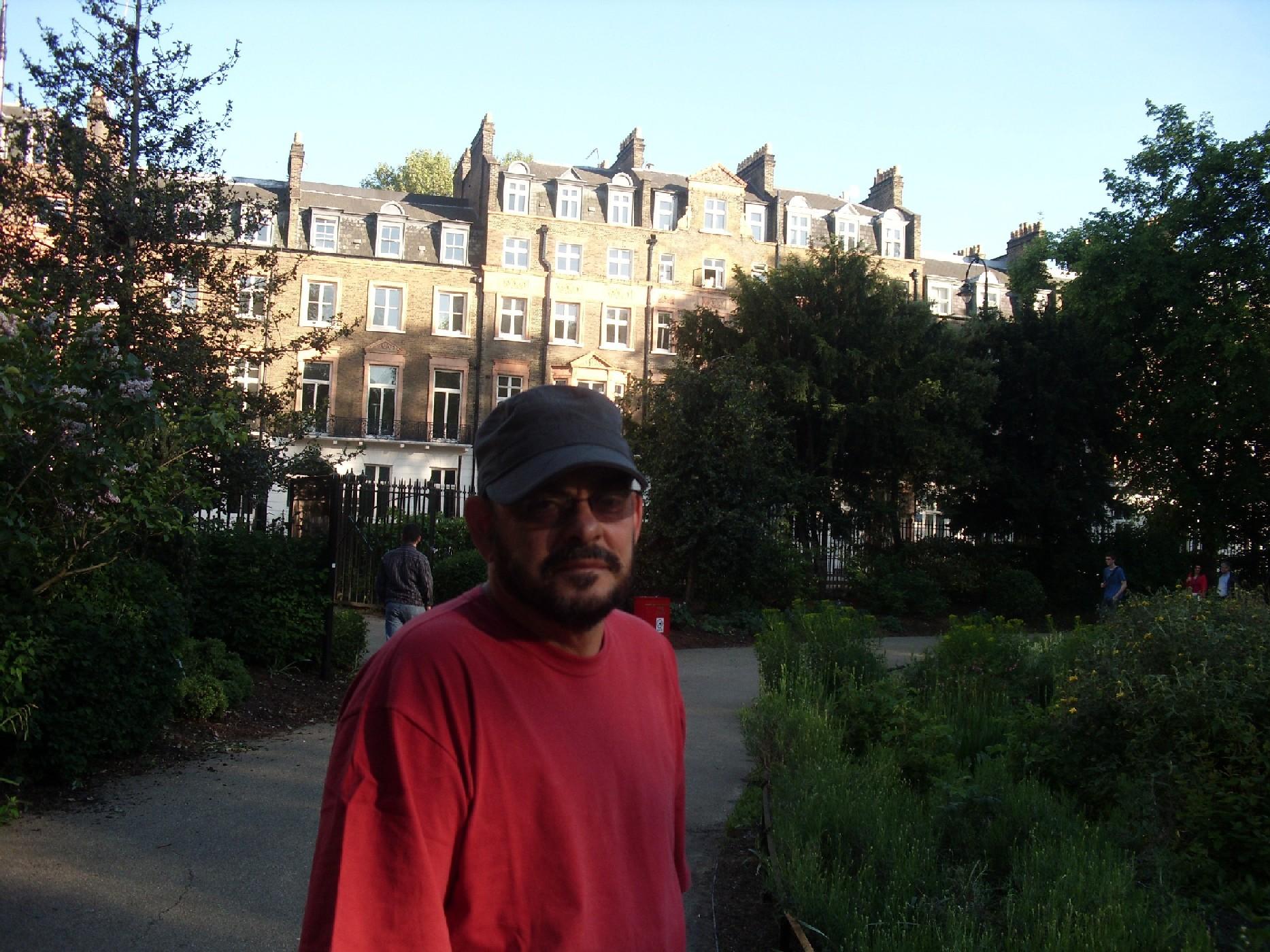 João em Londres (2010)