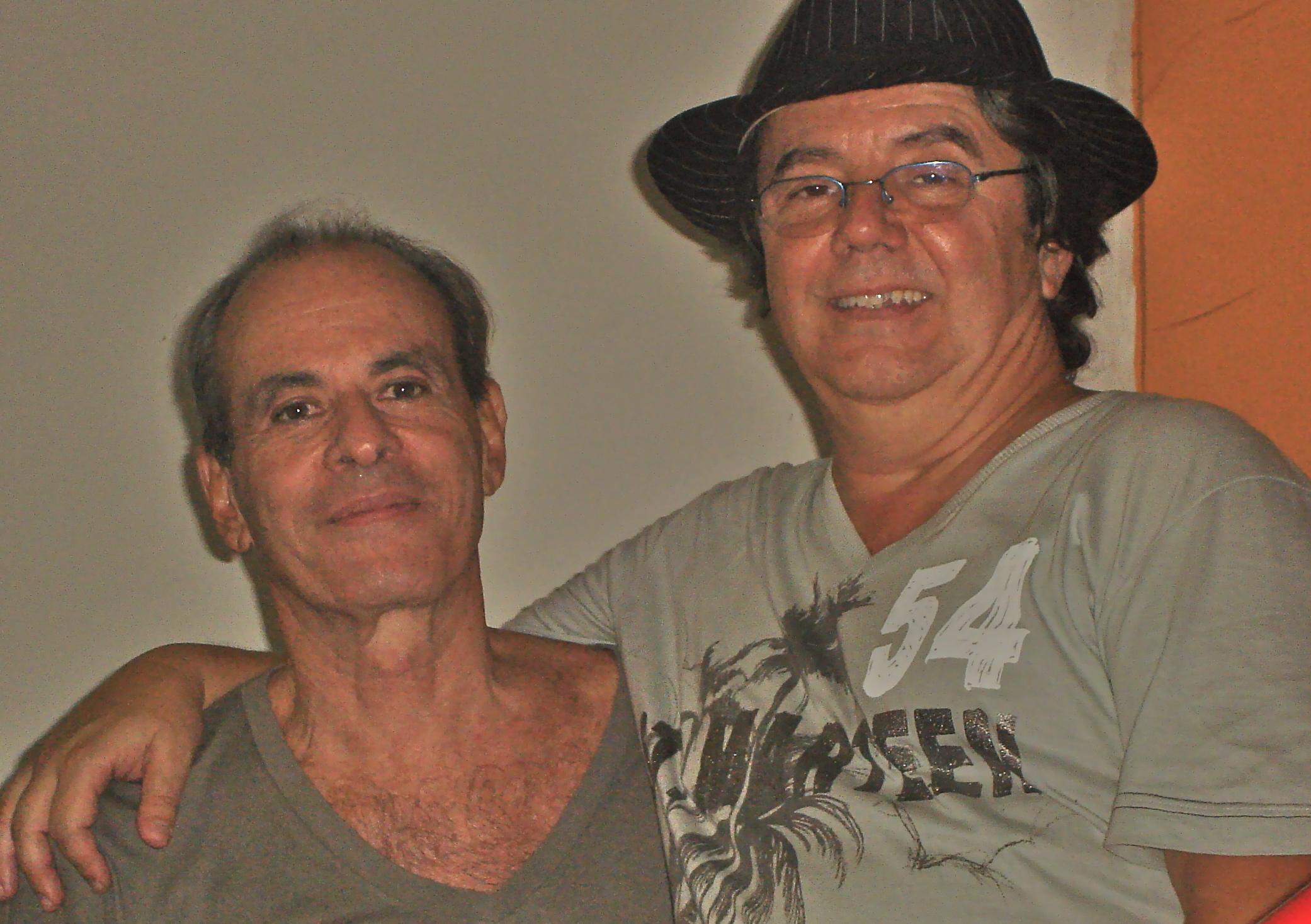 Ney Matogrosso e Emilio Carreira