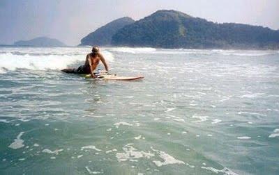 Surf fraco no 1º fds de dezembro