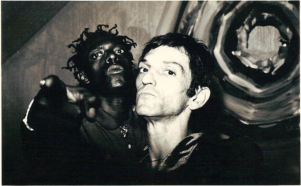 Sabotage com Paulo Miklos no filme O invasor, de 2001