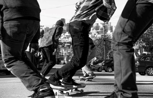 Festa para a ONG Social Skate