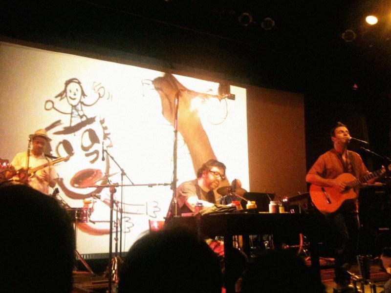 Kevin Johansen + Liniers