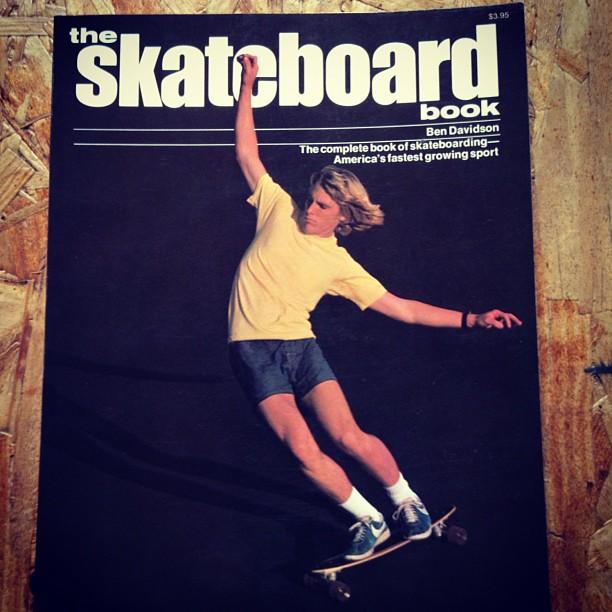Stacy Peralta: na capa da bíblia do skate americano