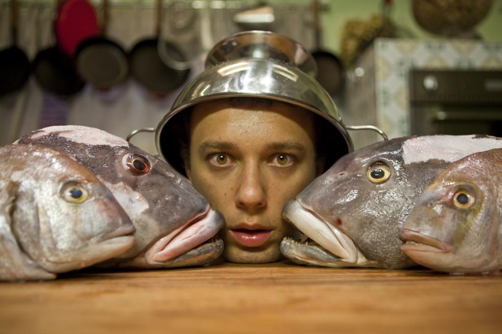 Da série Hoje mais sete, o chef Thomas Troisgros