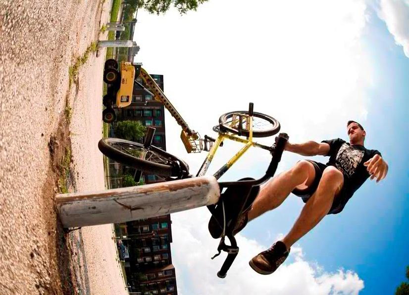 Tim Knoll, levando o flatland BMX a níveis inéditos