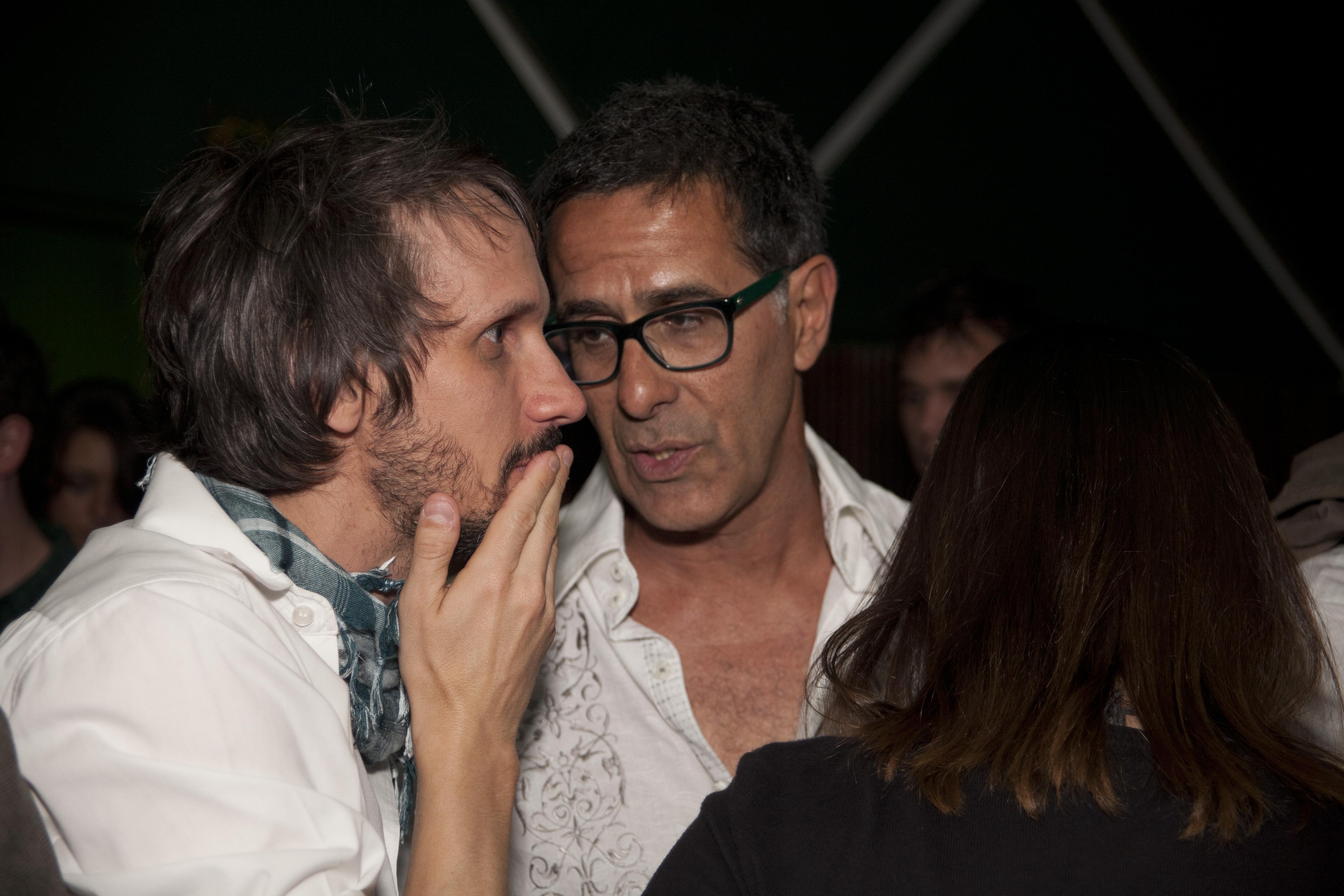 Fred Melo Paiva e Arthur Veríssimo