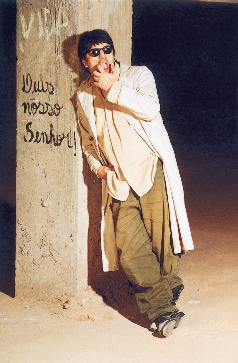 Porão do Centro Cultural São Paulo, em 2000