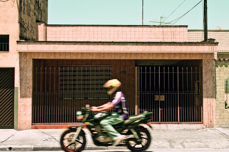 A antiga casa do Lula, na rua Auriverde, na vila Carioca