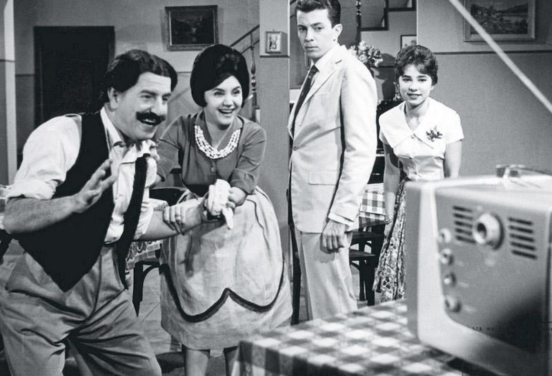 Eu sou o tal, da TV Tupi, em 1959