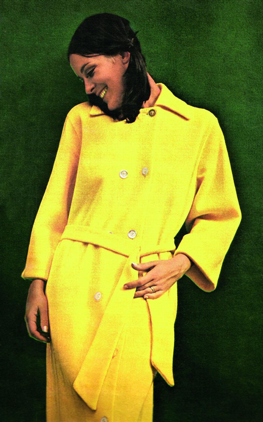 """Maria Carolina Whitaker nos anos 70, quando inspirou """"Carolina Carol Bela"""""""