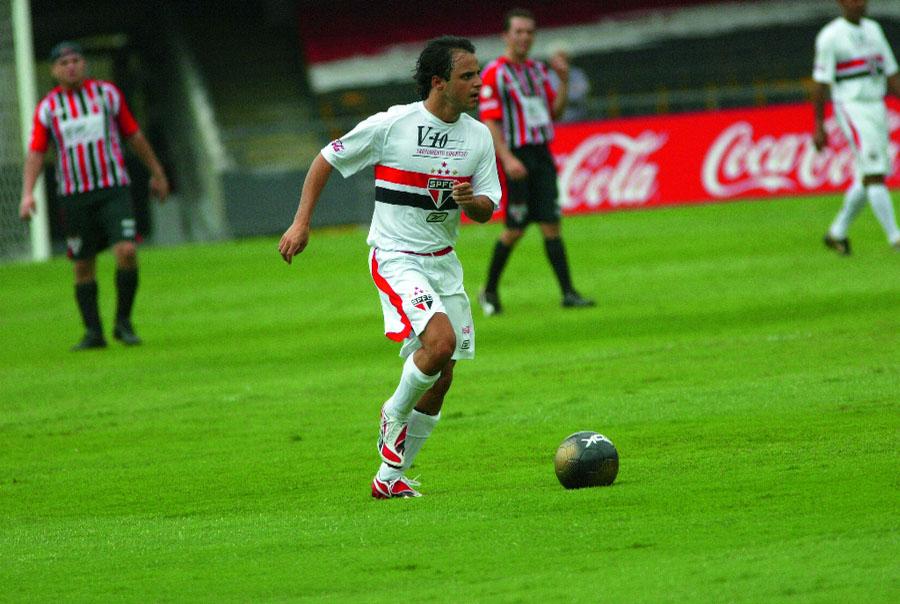 Felipe Massa é tricolor paulista