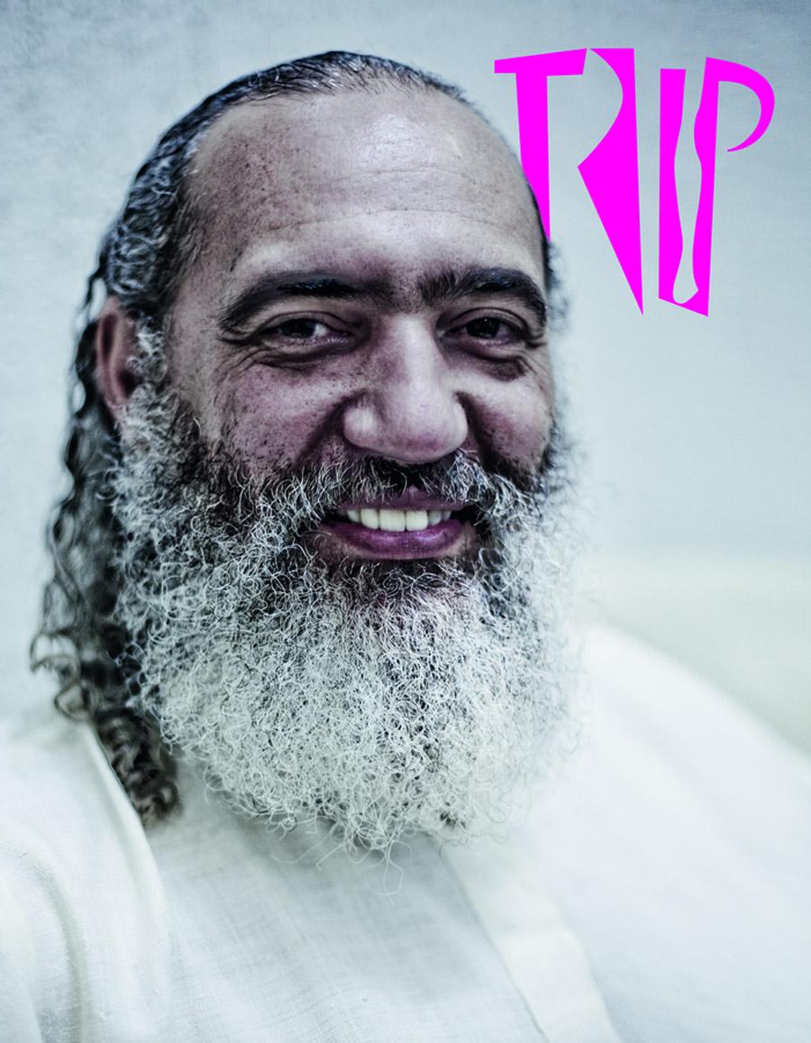A capa da Trip#190 Julho, 2009