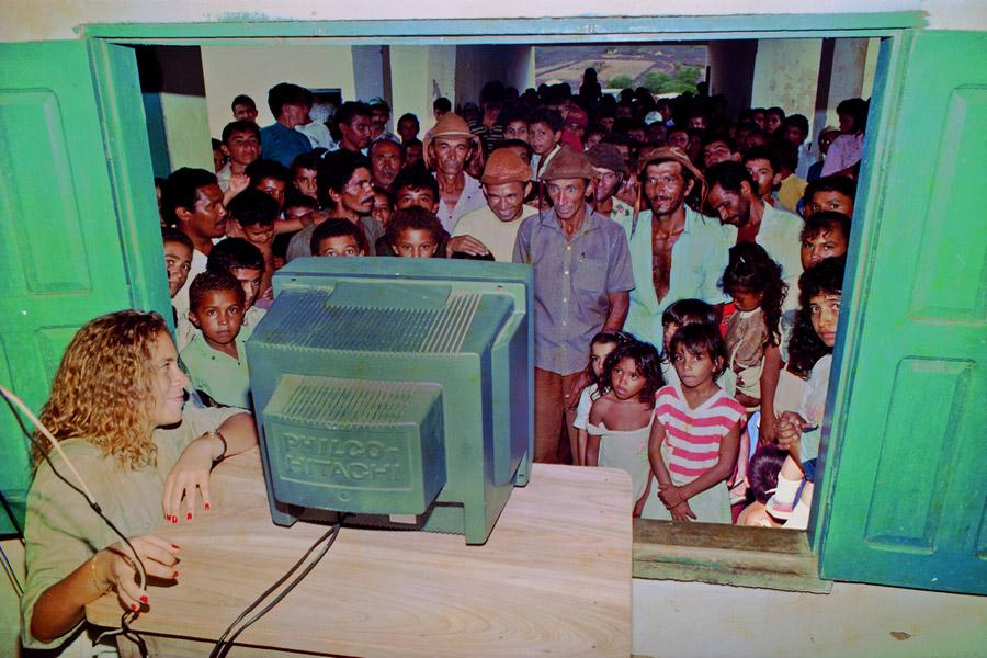 A TV é nosso guru?
