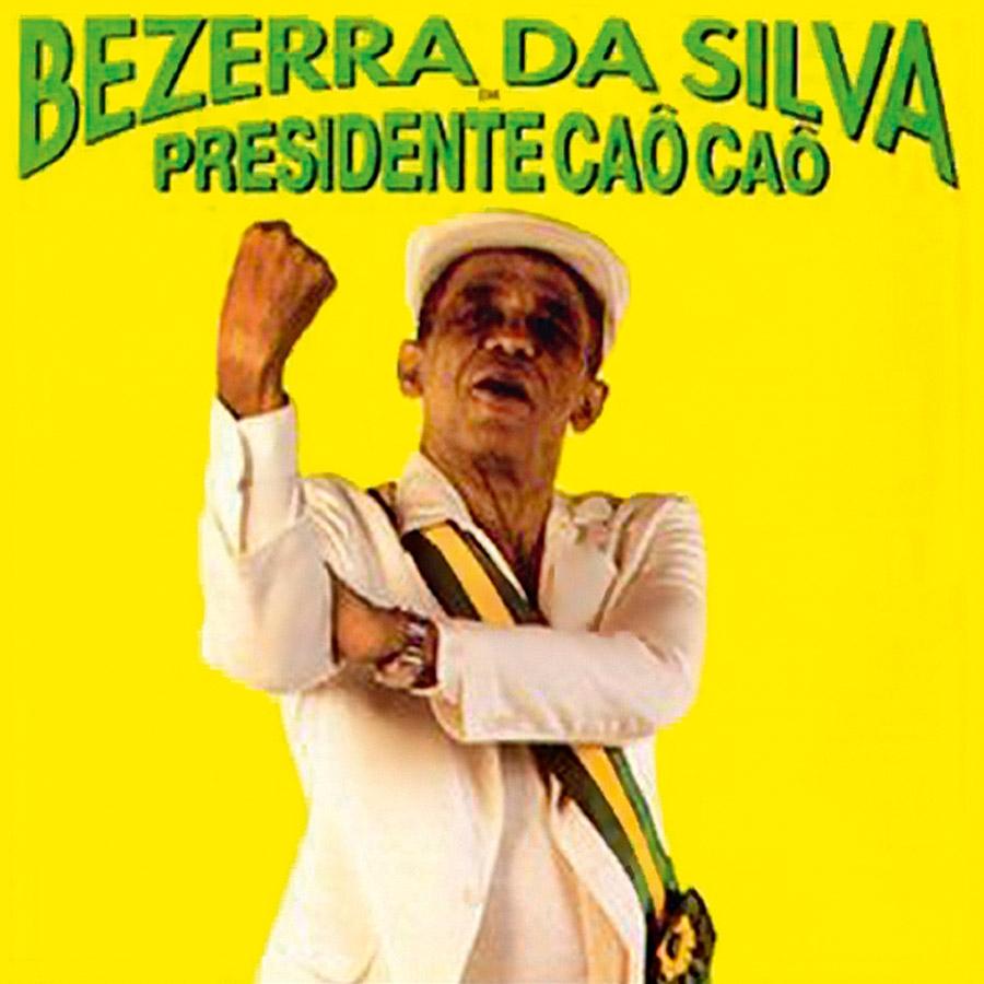 1 O genial, e nada sutil, recado de Bezerra da Silva no mais politizado álbum de sua esticada carreira