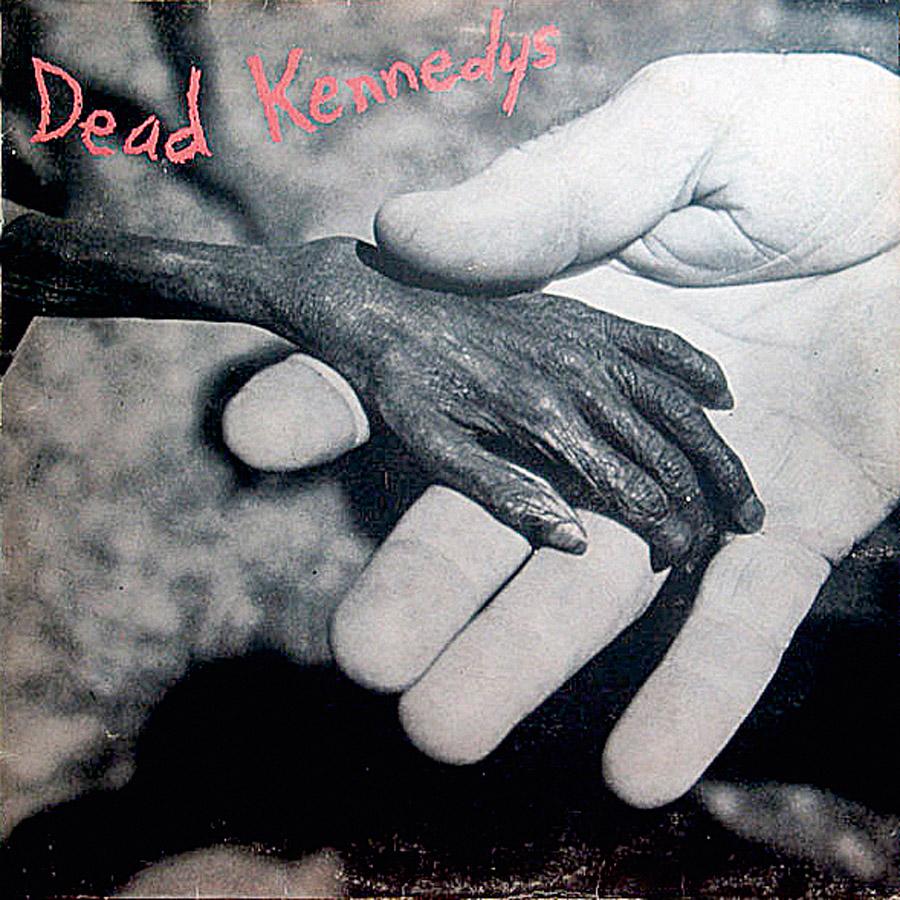 """17 O nome desse disco (""""Desastres da cirurgia plástica"""") é a prova de que o punk político dos Kennedys se manifestava através da sátira"""