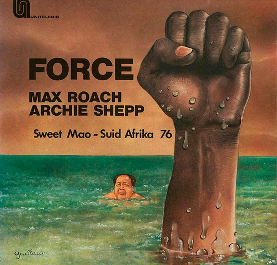 16 Revoltas sul-africanas e a morte de Mao Tse-Tung empurraram esses dois gigantes a novas direções da realidade, musical e ideológica