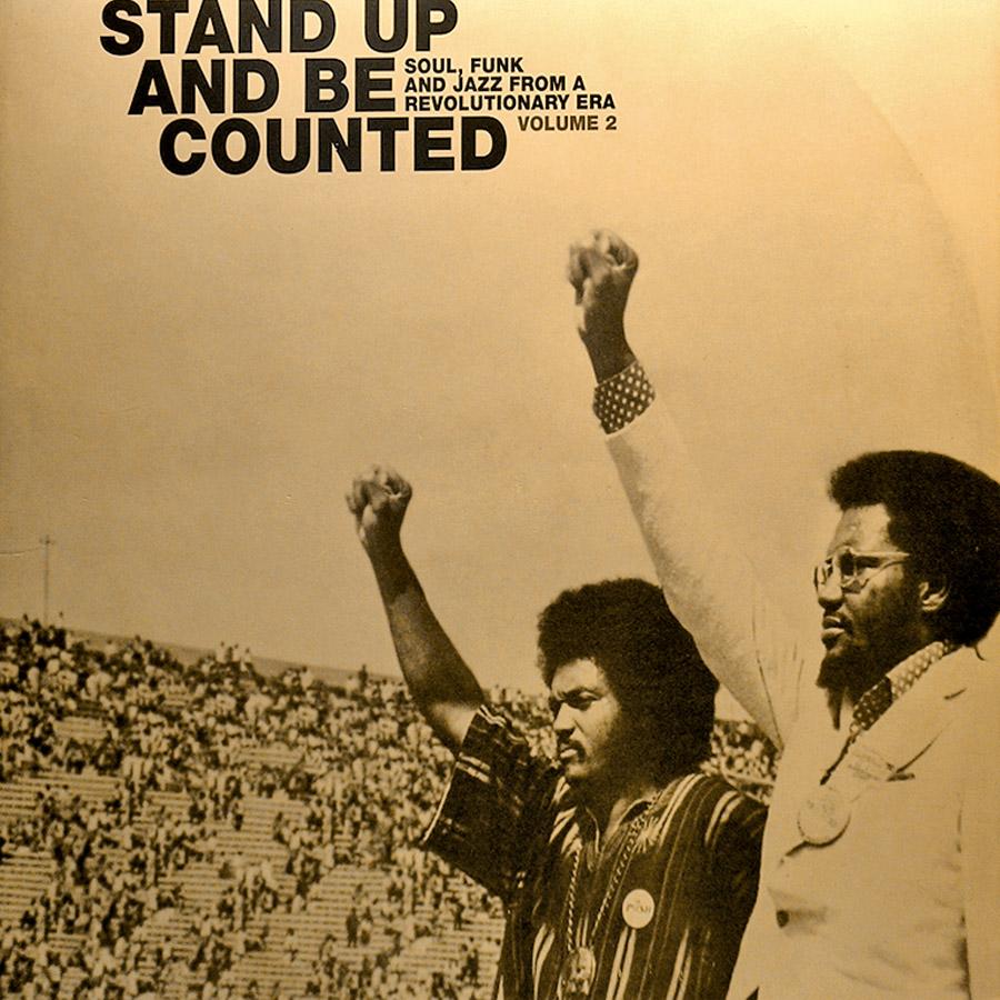 """9 A frase """"I am somebody"""", de Jesse Jackson (à esq. na capa), virou hino do orgulho negro americano e inspirou inúmeras coletâneas como esta"""