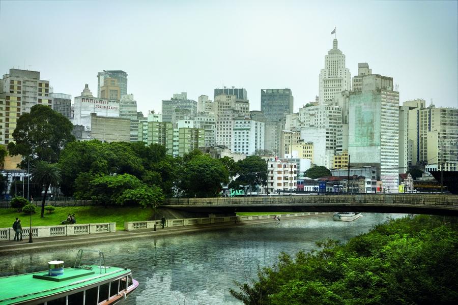 São Paulo e o Rio