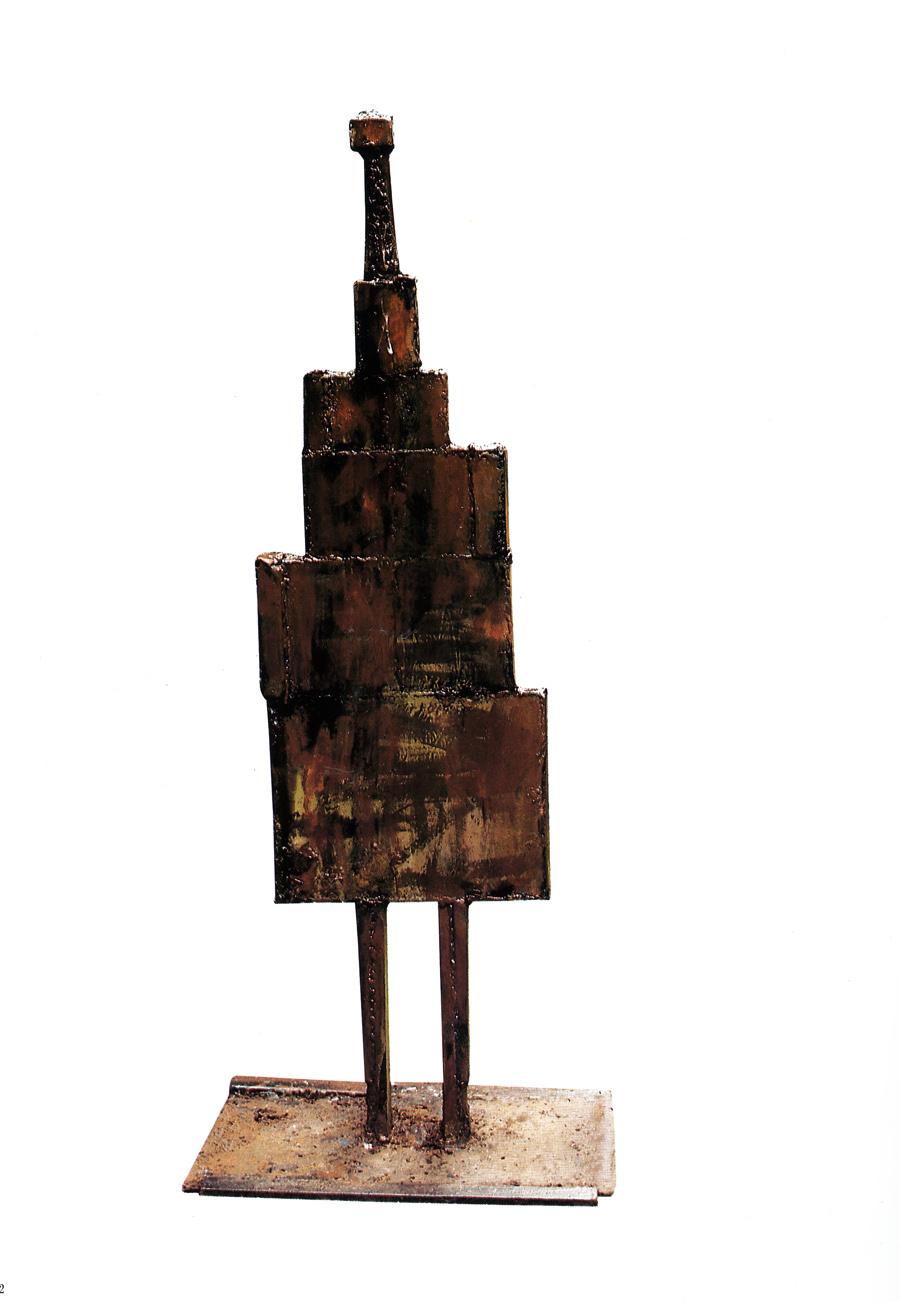 Escultura de Jorge Bussab