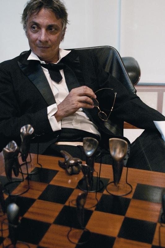 Jogando o xadrez dentário em Base