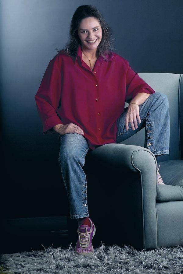 Foto para o CD Compasso, de 2006