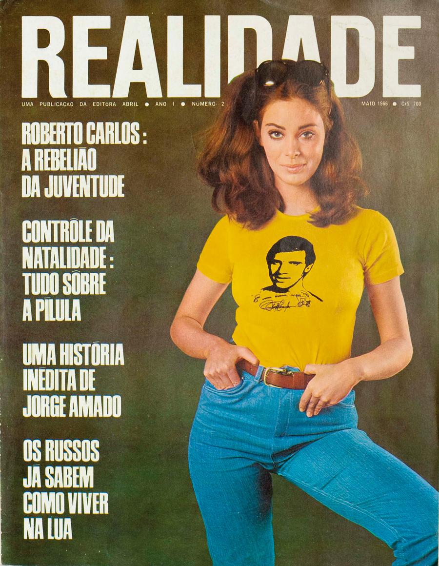 Edição da revista