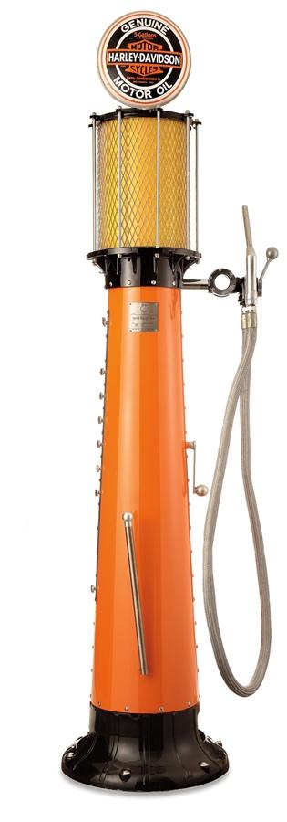 BOMBA DE GASOLINA-CHOPEIRA: Encha seu tanquinho com estilo. Preço sob consulta na Dbox (11)2533-9999