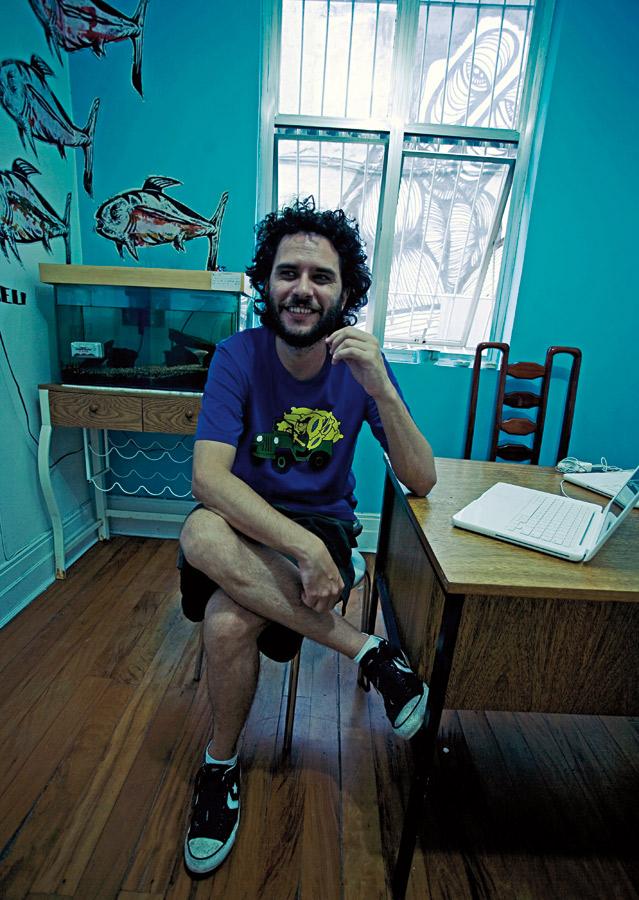 Talles da Abrafin, a Associação Brasileira de Festivais Independentes, e co-fundador do Fora do Eixo