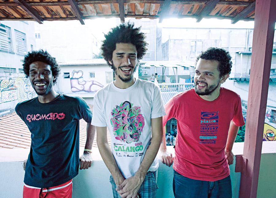 a banda Macaco Bong