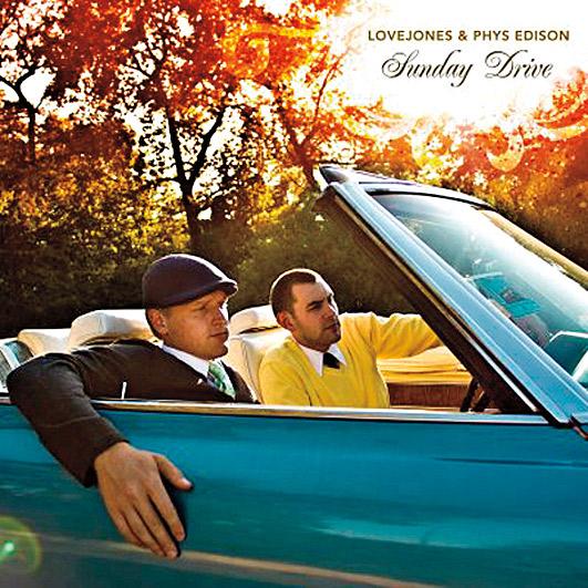 3. Sunday Drive, da dupla de hip hop LoveJones & Phys Edison, não surpreende em nada e às vezes irrita pelo excesso de arranjos sintetizados