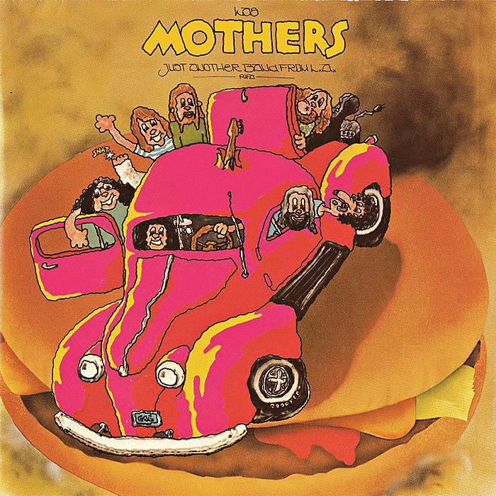 18. Just Another Band from L.A. é o último passeio do Frank Zappa conduzindo os vocais de Mark Volman e Howard Kaylan