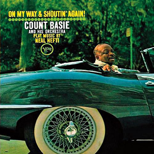 1. Neal Hefti é conhecido pelo tema do seriado Batman dos anos 60 e por sua parceria como arranjador da orquestra de Count Basie. Neste disco Basie toca as composições do comparsa