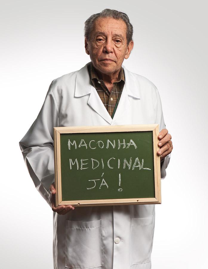 O professor Elisaldo Carlini, da Unifesp, defende a regulamentação apenas do uso medicinal da maconha. Veja: https://revistatrip.uol.com.br/revista/remedio-ou-droga.html